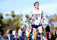 2015 Wyoming High School State Cross-Country Meet
