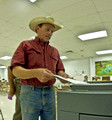 Runnin', ropin', and votin'