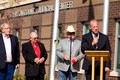 Johnson County Judicial Center ribbon cutting