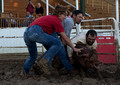 Summit Gymnastics Pig Wrestling 2014